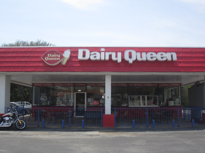 Dairy Queen Burnet Tx