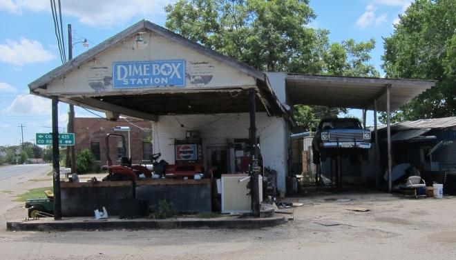 Dime Box Station