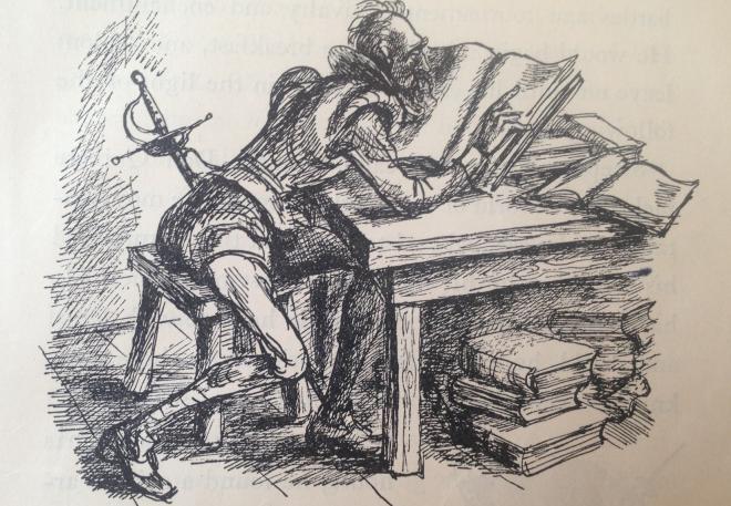 Don Quixote Dichos Sabios
