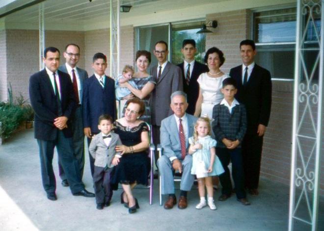 Garcia Family Pic