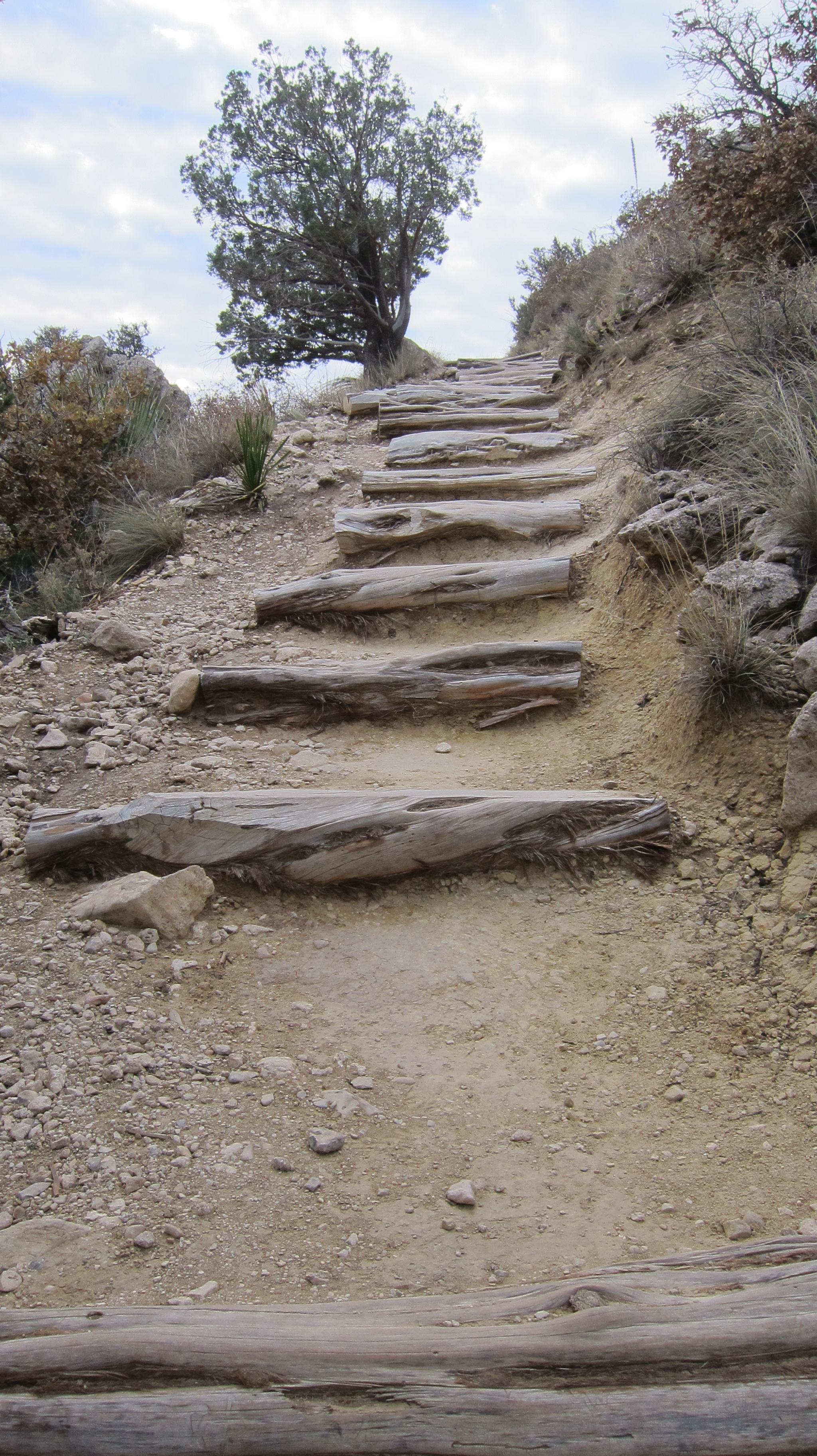 Stair Steps to GP