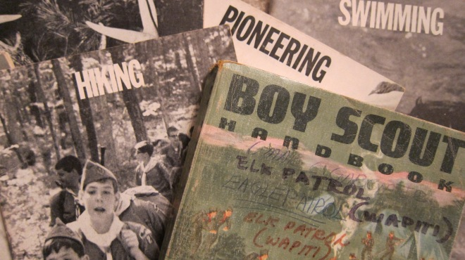 Omar's Scout Books
