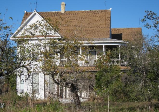 Texas 1907 House