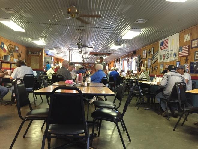 Texas Star Cafe Inside