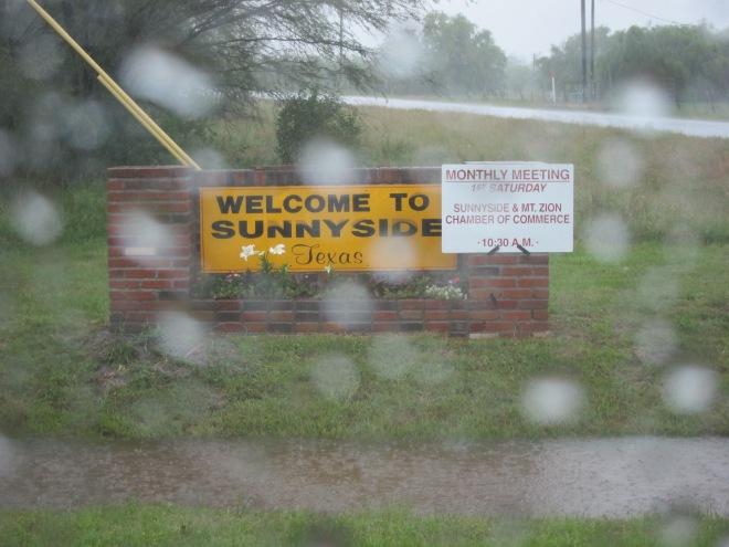 Sunnyside Texas