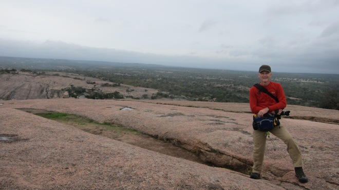 Doyle Enchanted Rock Summit
