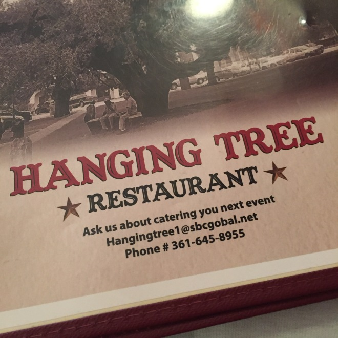 Hanging Tree Menu
