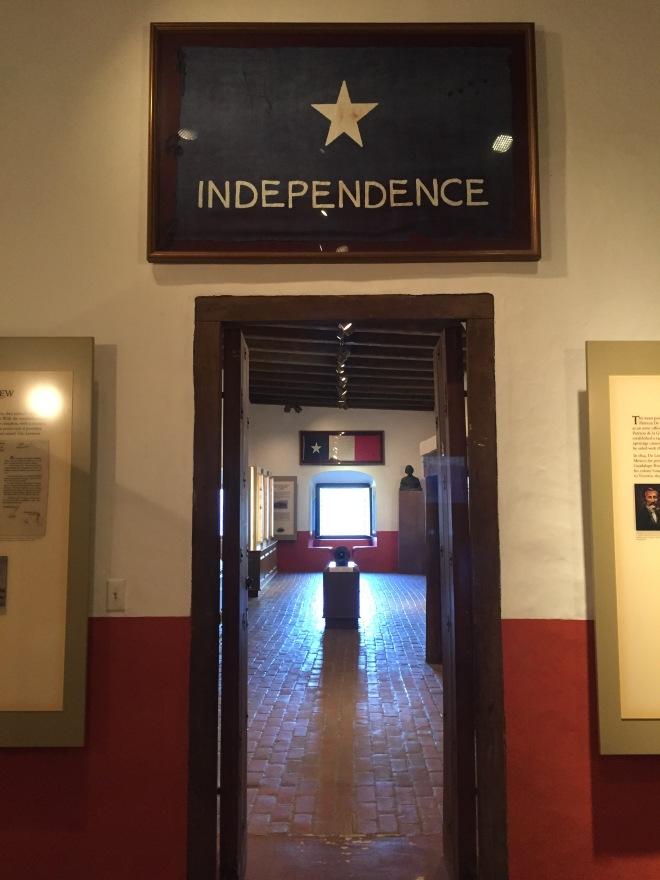 Presidio La Bahia Museum