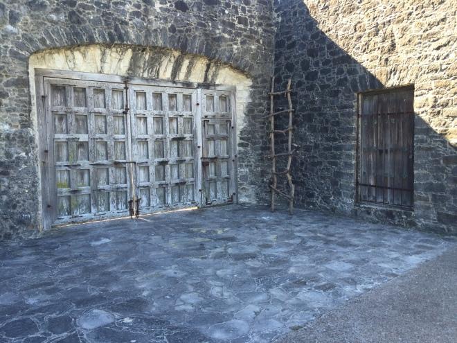 Presidio La Bahia Doors