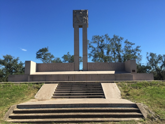 Fannin Memorial Monument