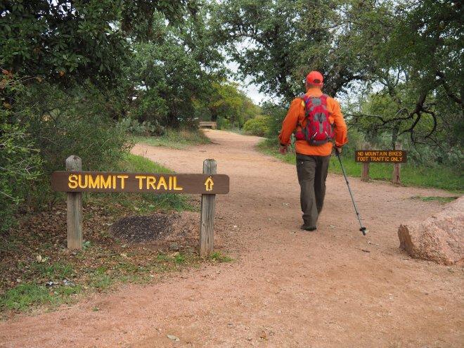 Enchanted Rock Summit Trail