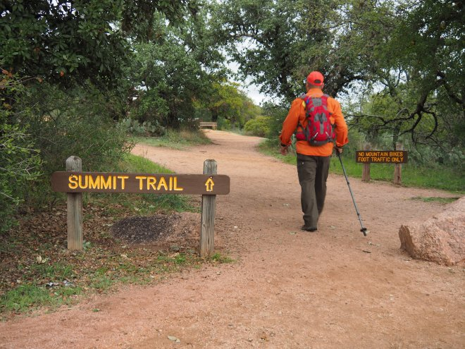 Enchanted Rock Summit Trail