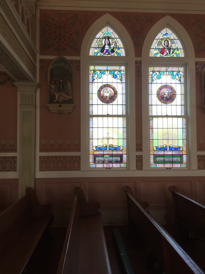 St. John Windows