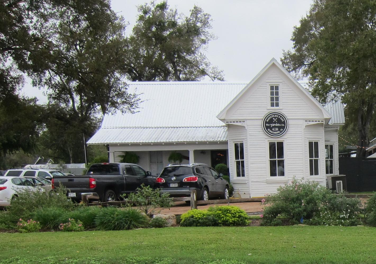 The Garden Company Cafe