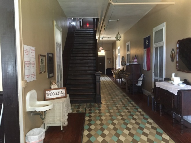 Hotel Blessing Entry