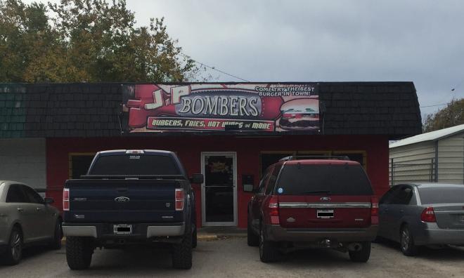 JP Bombers Restaurant
