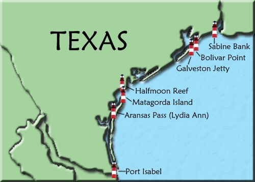 Texas Lighthouses