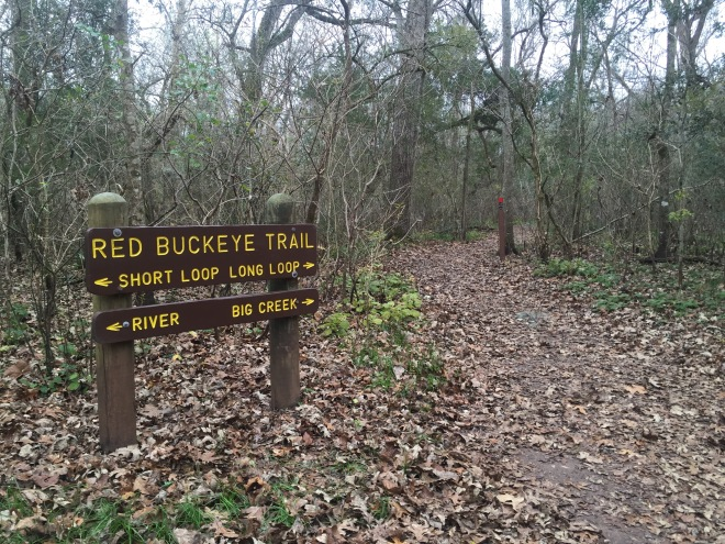 Buckeye Trail Sign