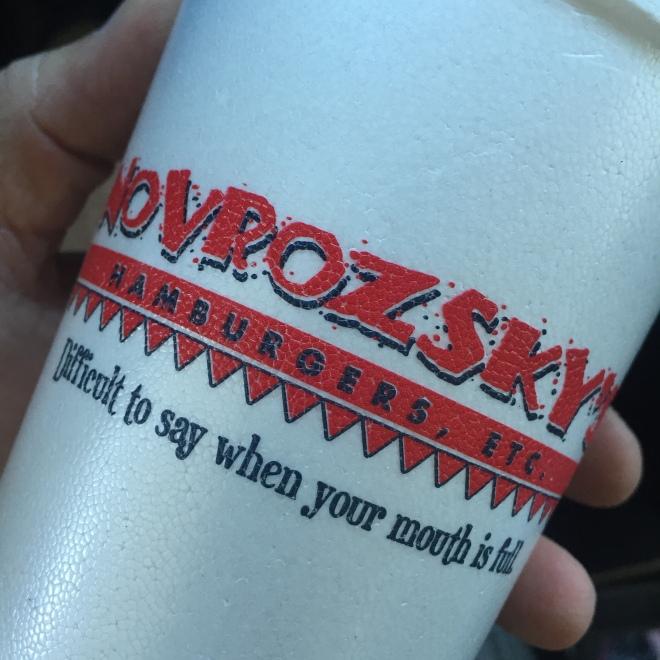 Novrozsky's Cup