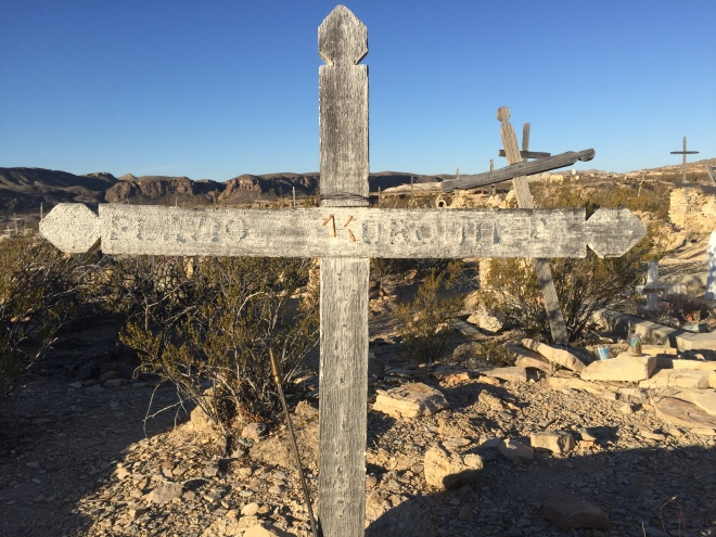 Terlingua Crosses