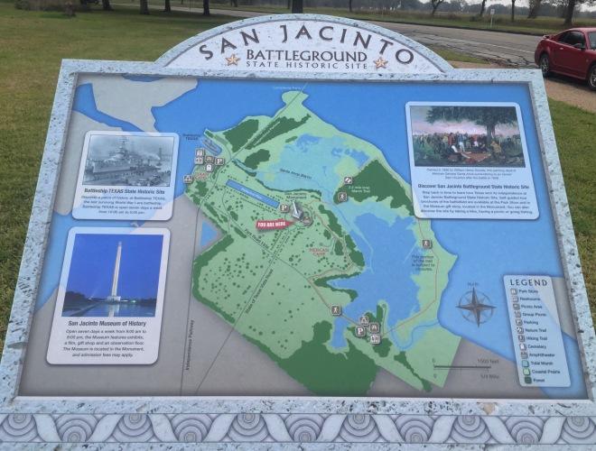 San Jacinto Sign