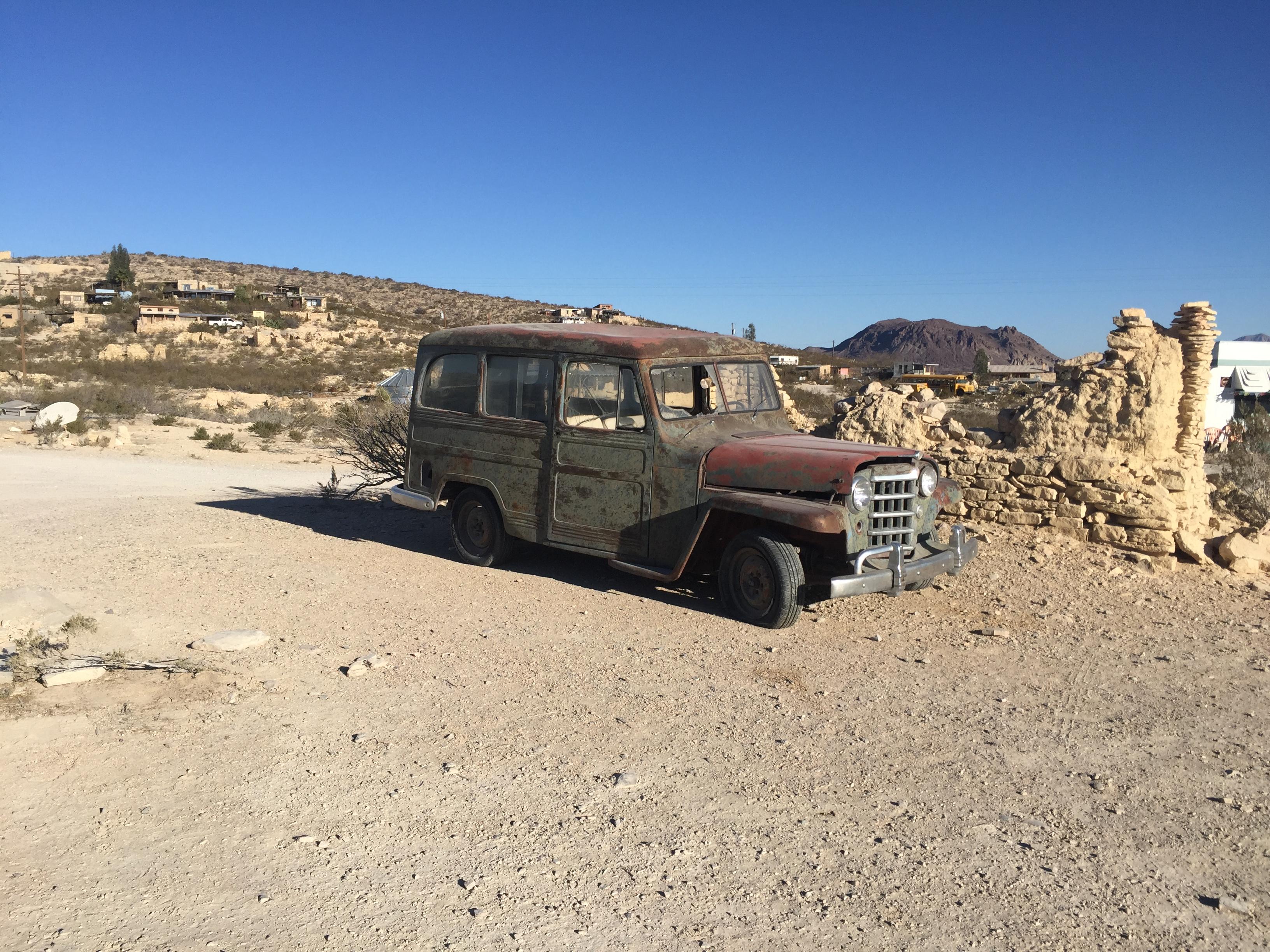 Terlingua Car