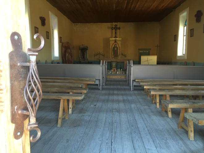 St. Agnes Church Interior