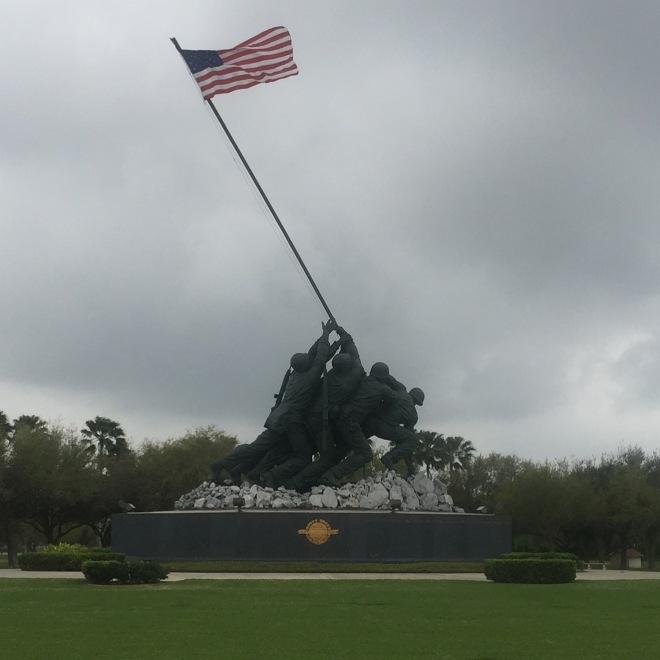 Iwo Jima Monument MMA