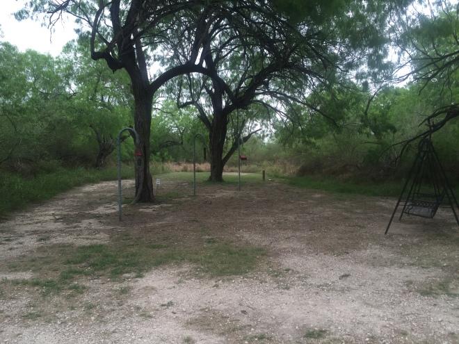 Bentsen Bird Viewing Area