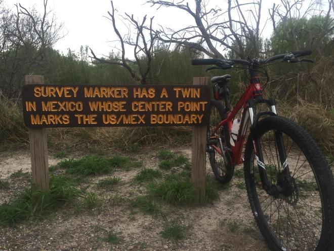 Bentsen State Park Biking