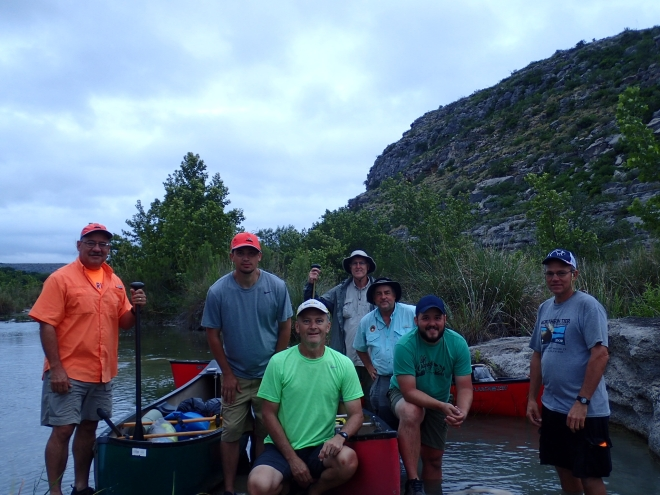 Devils River Team