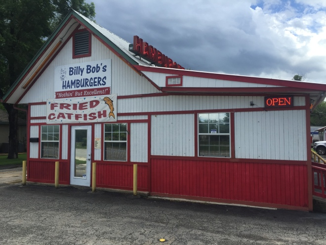 Billy Bob's Hamburgers