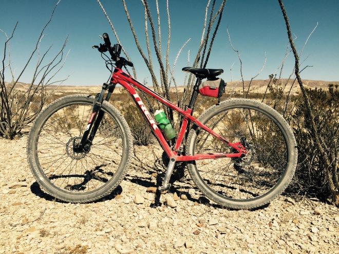 Ocotillo Bike