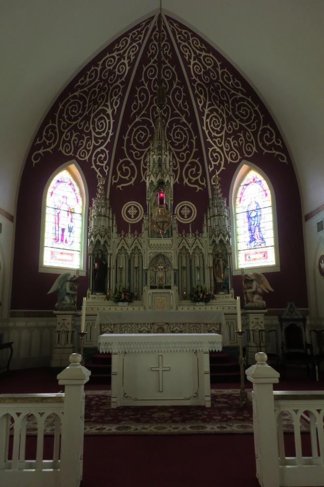 Guardian Angel Altar
