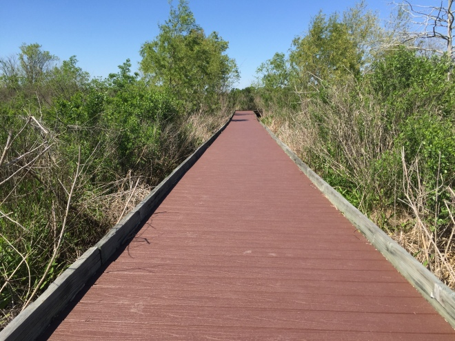 Anahuac Boardwalk