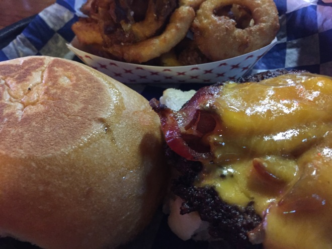 Padre Island Burger Company Burger