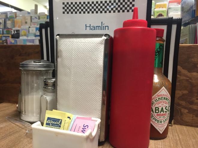 Hamlin Pharmacy Booth