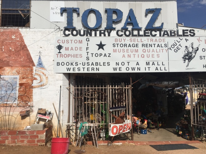 Topaz Store