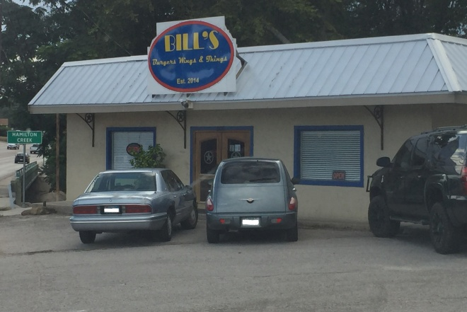 Bill's Burgers