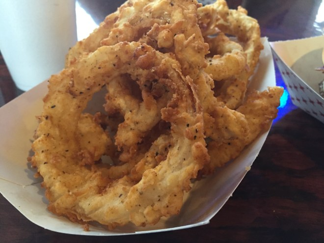 Bill's Onion Rings