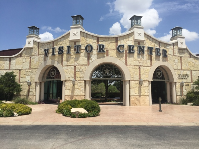 San Angelo Visitors Center