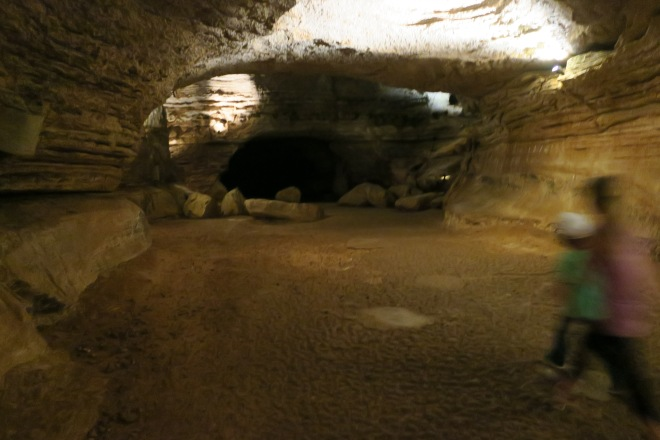 Longhorn Cavern Interior