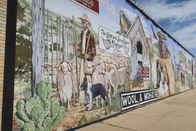 Ranchers Mural