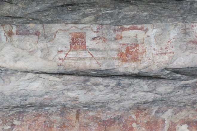 Seminole Pictograph 3