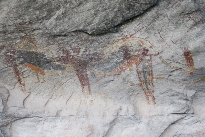 Seminole Pictograph 4