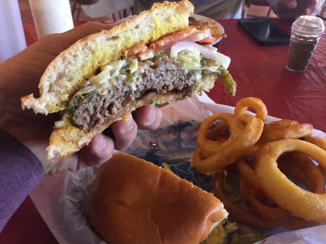 Mig's Burger View