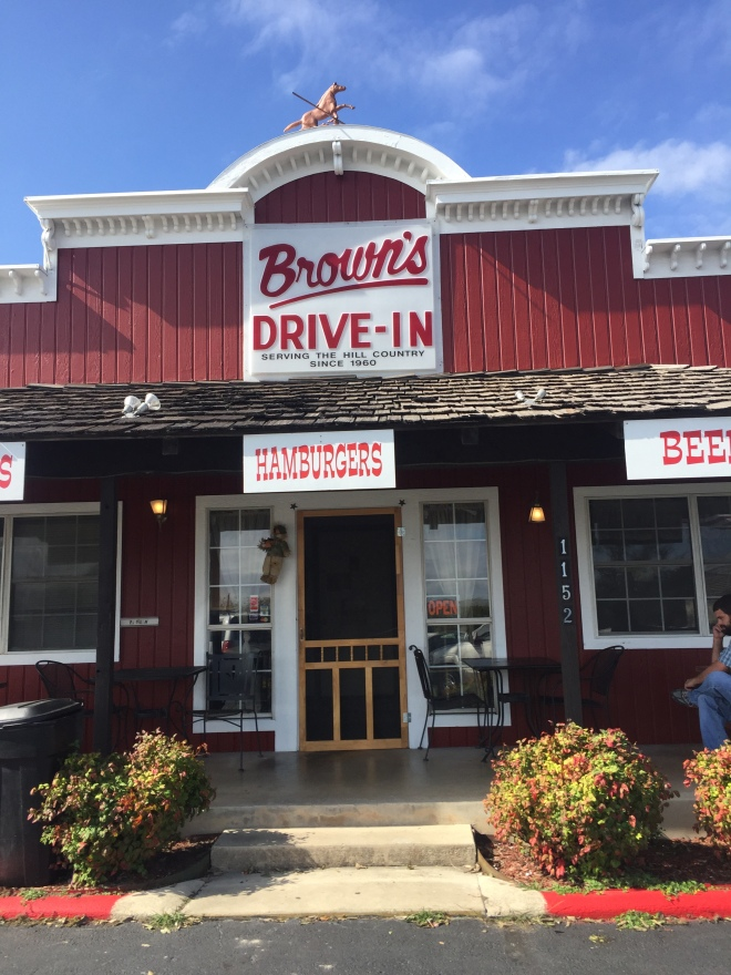 Brown's Drive In