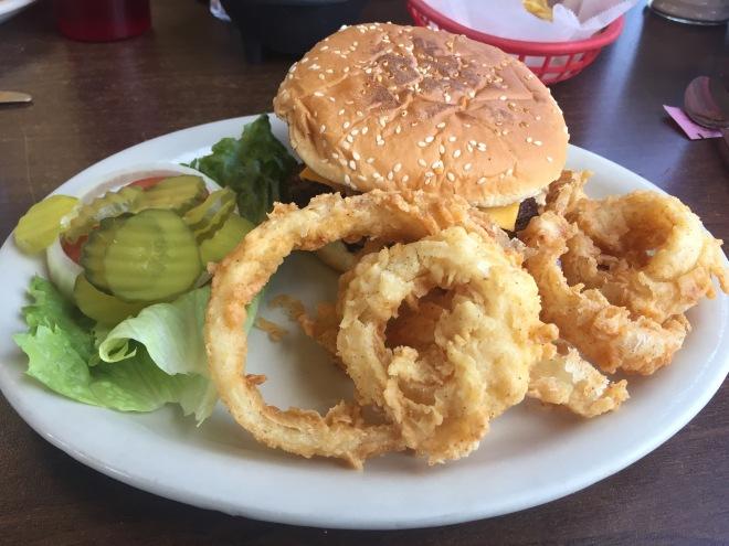 Comfort Cafe Burger