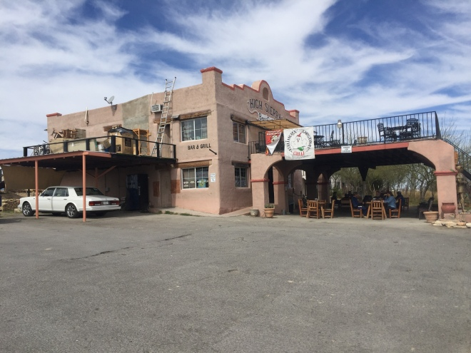 High Sierra Bar and Grill